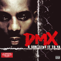 "DMX: X gon' give it to ya (12"" red vinyl)"