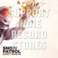 Snow Patrol: Don't give in / life on earth