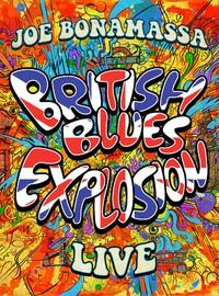 Bonamassa, Joe : British blues explosion