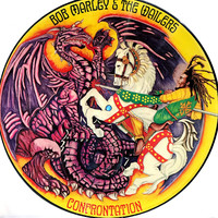 Marley, Bob / Wailers : Confrontation -picture disc-