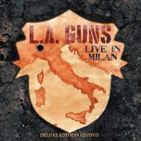 L.A. Guns: Made in milan