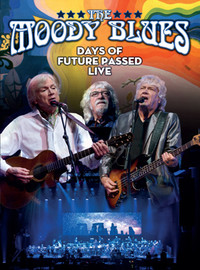 Moody Blues : Days of future passed live