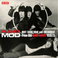 V/A: Planet mod: brit soul, r&b and freakbeat from the shel talmy vaults