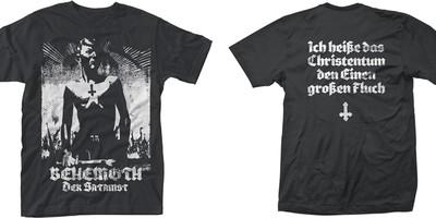 Behemoth: Der satanist