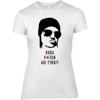 Tykki, Aki: Kuka vi*un Aki Tykki?