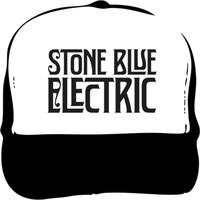 Stone Blue Electric: Logo