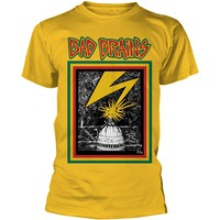 Bad Brains: Bad brains (yellow)