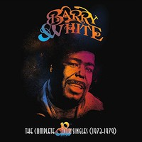 White, Barry: Complete 20th century record singles 1973-1979