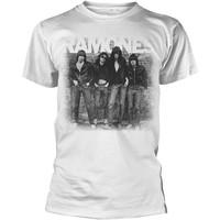 Ramones: First album faded