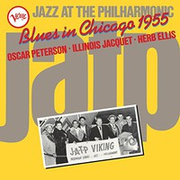 Peterson, Oscar: JATP – Blues In Chicago 1955