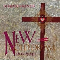 Simple Minds : New gold dream -remastered