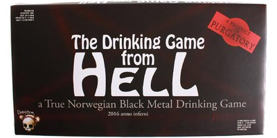 V/A: The Drinking Game From Hell - A True Norwegian Black Metal Drinking Game