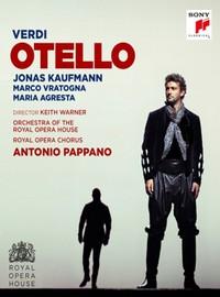 Kaufmann, Jonas / Vratogna, Marco / Agresta, Maria : Verdi: Otello