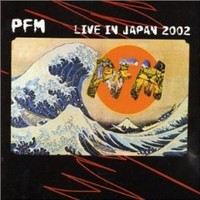 P.F.M.: Live in Japan