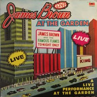 Brown, James: Live At The Garden