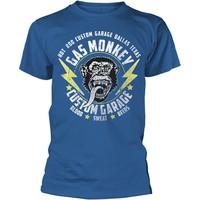 Gas Monkey Garage: Lightning bolts