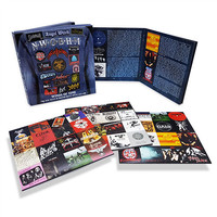 V/A: Winds of time ~ the new wave of british heavy metal 1979-1985: 3cd boxset