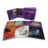 Hughes, Glenn: The official bootleg box set volume one