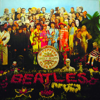 Beatles : Sgt. Pepper's Lonely Hearts Club Band
