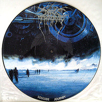 Darkthrone: Soulside Journey -picture disc-