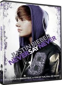 Bieber, Justin: Never say never