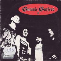 Satanic Surfers: Split