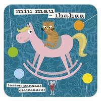 V/A: Miu mau - Ihahaa - Lasten parhaat eläinlaulut