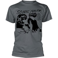 Sonic Youth: Goo album cover (charcoal)