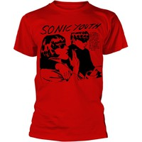 Sonic Youth: Goo album cover (red)