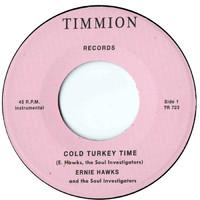 Hawks, Ernie: Cold Turkey Time/Trackin' Down