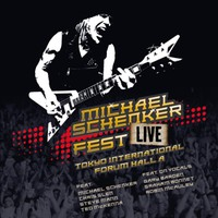 Michael Schenker Fest: Live Tokyo International Forum Hall A