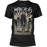 Movie: Metropolis - poster