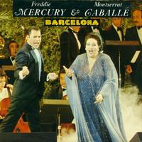 Mercury, Freddie: Barcelona