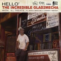 Glad2mecha: Hello'