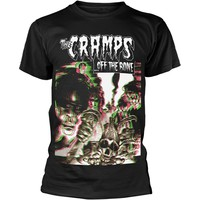 Cramps: Off the bone (black)