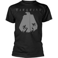 Hawkwind: Eagle (black)