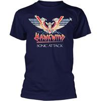 Hawkwind: Sonic attack (navy)