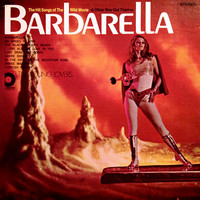 Young Lovers: Barbarella - The Hit Songs Of The Wild Movie & Other Way Out Themes