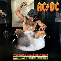 AC/DC: You Shook Me All Night Long