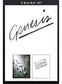 Genesis: Sum Of The Parts + Three Sides Live
