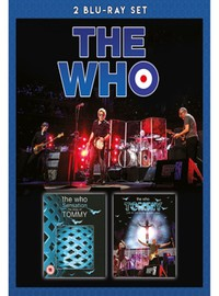 Who: The Story Of Tommy + Tommy Live At Royal Albert Hall