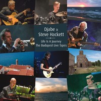 Hackett, Steve: Life is a journey