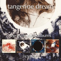 Tangerine Dream: Pink Years Albums 1970-1973