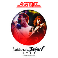 Alcatrazz : Live in Japan 1984 - The complete edition
