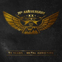 V/A: 20 Years - Metal Addiction