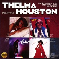 Houston, Thelma: The devil in me / ready to roll / ride to the rainbow / reachin' for all