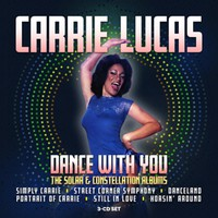 Lucas, Carrie: Dance with me ~ the solar & constellation albums: 3cd clamshell boxset