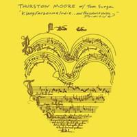 Moore, Thurston: Klangfarbenmelodie... And the Colorist Strikes Primitiv