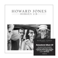 Jones, Howard: Human's lib