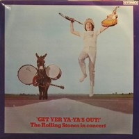Rolling Stones: Get Yer Ya-Ya's Out! - The Rolling Stones In Concert